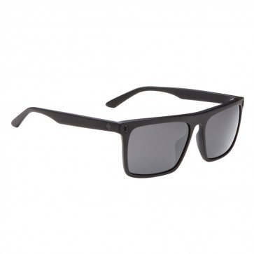 Spy YONKERS Matte Black Grey Sunglasses
