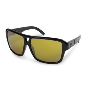 Dragon The Jam Black Gold / Gold Ion Sunglasses