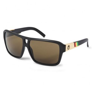 Dragon THE JAM Rasta Bronze Sunglasses