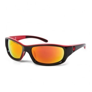 Dragon CHROME 2 Jet Red Ion Sunglasses