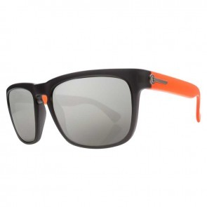 Electric KNOXVILLE Mod Warm Red Melanin Grey Sunglasses