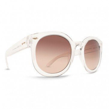 Dot Dash Pool Party Crystal / Clear Sunglasses