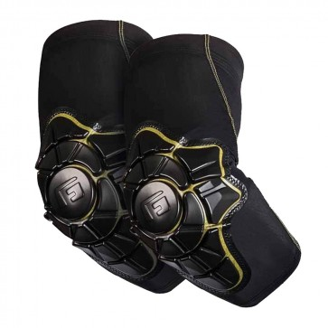 G-Form Pro X Elbow Pad - Black / Yellow