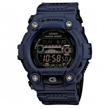 GR-7900NV-2CR | Casio G-Shock 7900 Solar Military Series Watch - NVY