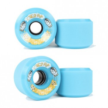 Cloud Ride Mini Slide 66mm / 83a Longboard Wheels