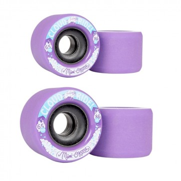 Cloud Ride Mini Ozone 65mm / 86a Longboard Wheels