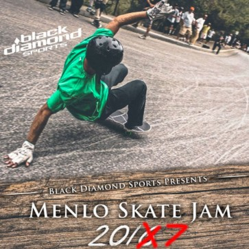 Menlo Skate Jam Registration