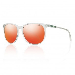 Smith MT. SHASTA Matte Crystal Red Sol-X Sunglasses