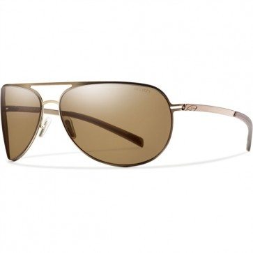 Smith SHOWDOWN Matte Brown Polarized Brn Sunglasses