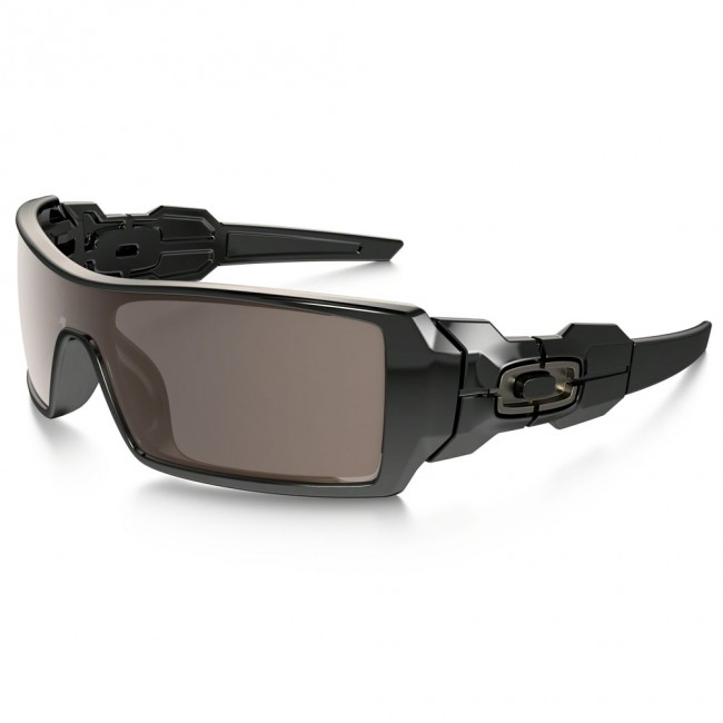 a7209ff2562 Oakley Oil Rig Polished Black « Heritage Malta