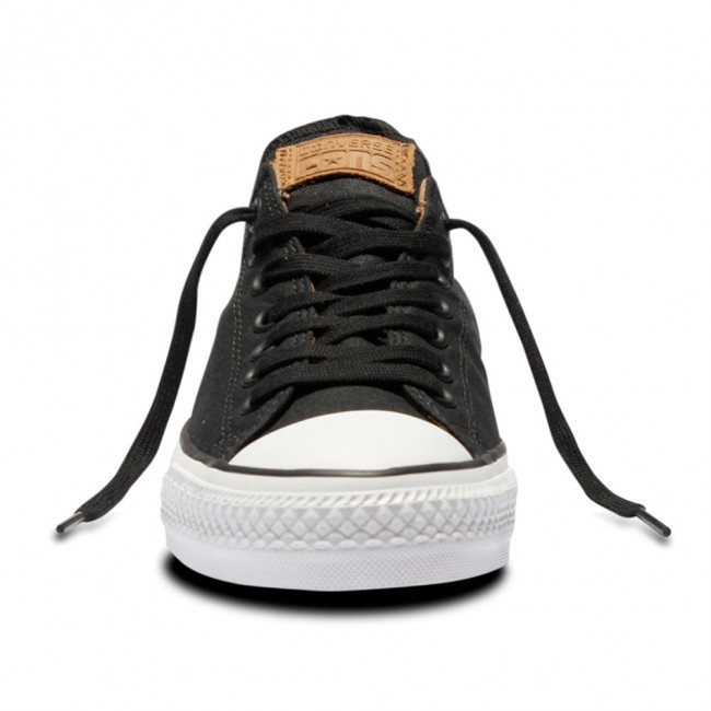 converse ctas ox leather