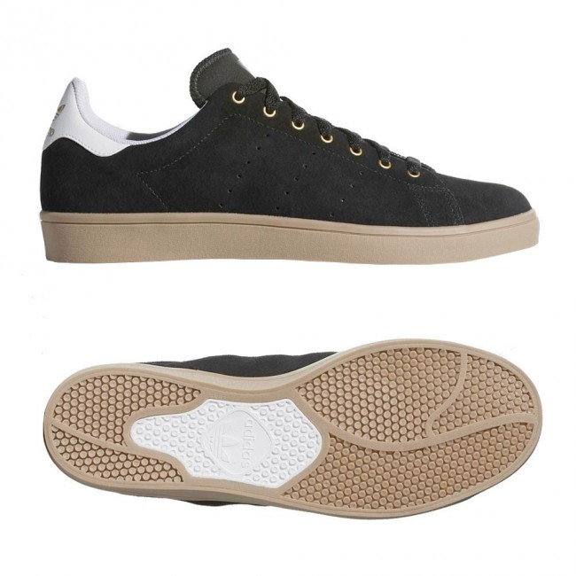 new arrivals 849ed 17aa7 Adidas Stan Smith Vulc Skate Shoes