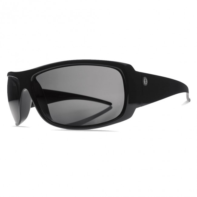 Electric Sunglasses Charge Xl In Gloss Black Ohm Grey