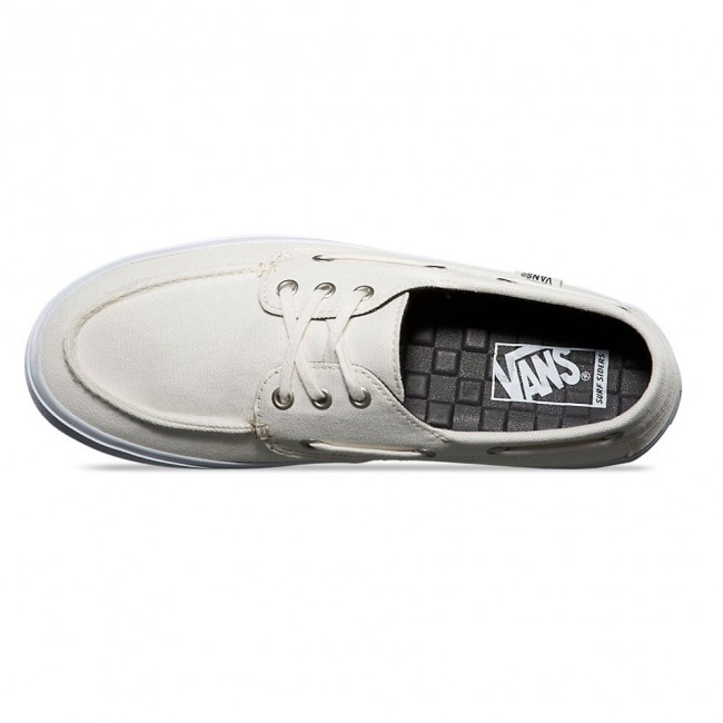 63022e2832d8 Vans Chauffeur 2.0 Marshmallow Surf Shoes