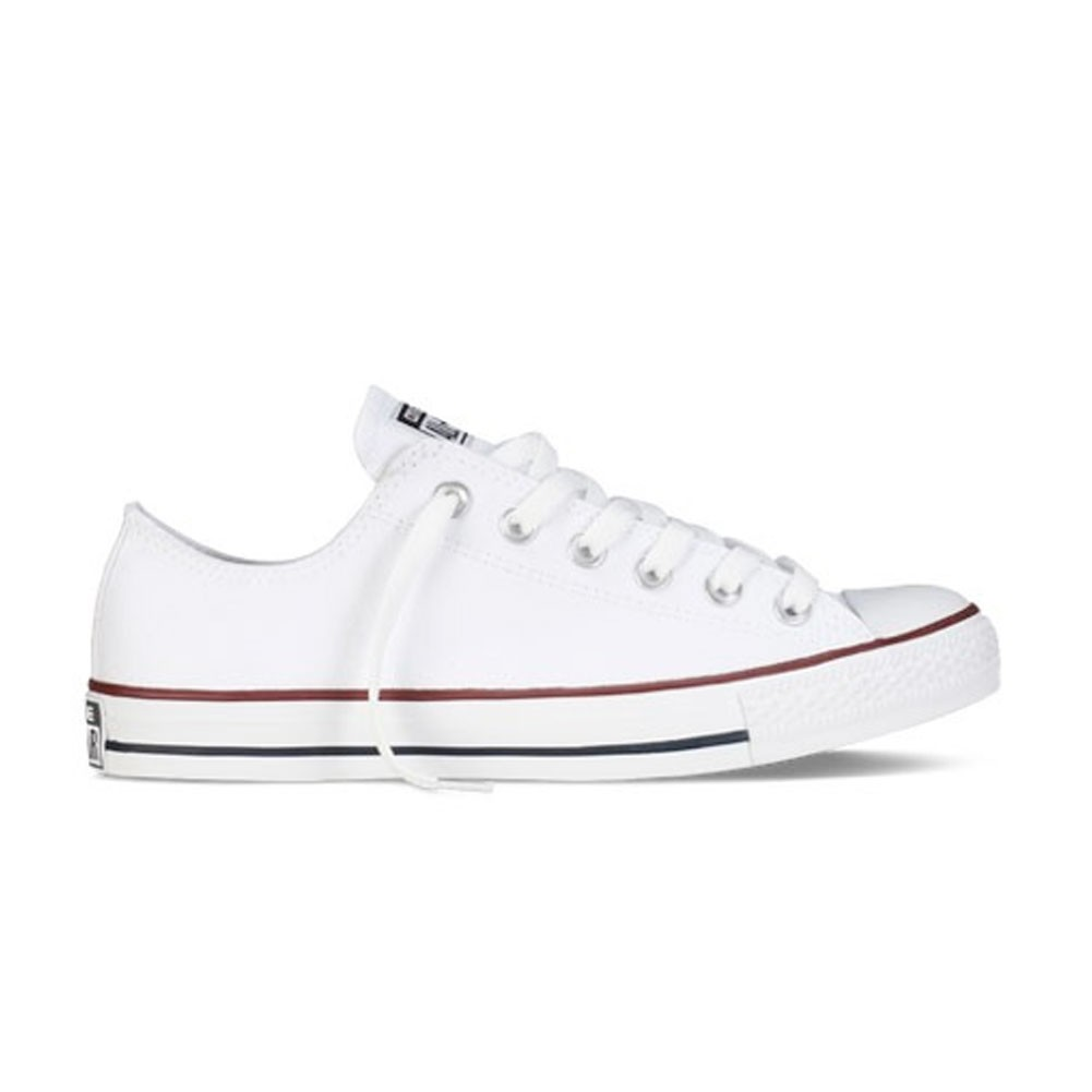 Converse Chuck Taylor All Star Ox Low - Optical White Skate Shoes