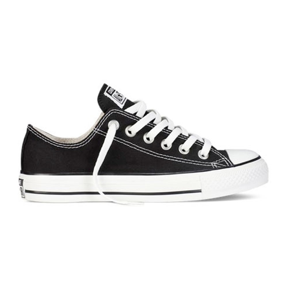 Converse Chuck Taylor All Star Ox Low - Black Skate Shoes