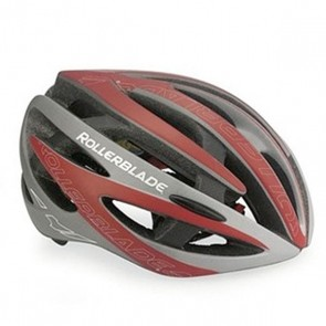 Rollerblade Race Machine Helmet (Red / White)