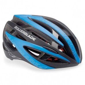 Rollerblade Race Machine Helmet (Black / Blue)