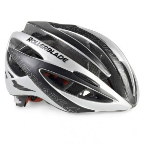 Rollerblade Race Machine Helmet (Silver / Black)