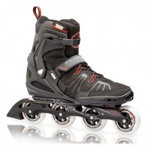 Rollerblade RB XL Black Red Inline Skates
