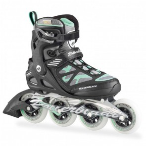 Rollerblade Macroblade 90 W Black / Light Green