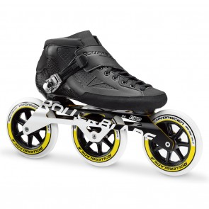 Rollerblade Powerblade 3W125 Black and White Inline Skates