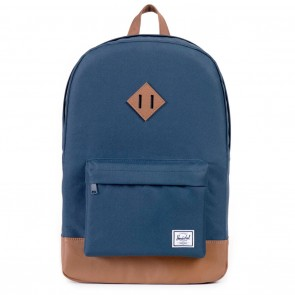 Herschel Heritage Navy / Tan Skate Backpack