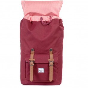 Herschel Little America Backpack Windsor Wine / Tan