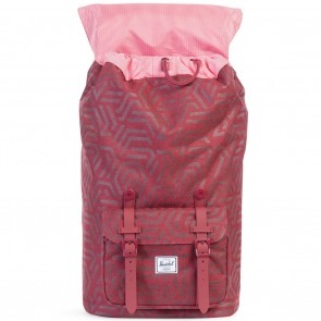 Herschel Little America Backpack Winetasting Metric / Winetasting Rubber