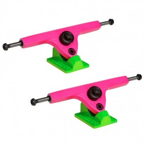 Caliber Longboard Trucks - 10in / 44 degree Acid Melon Main