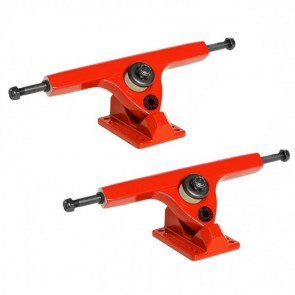 Caliber Longboard Trucks - 10in / 44 degree Red Rum Main