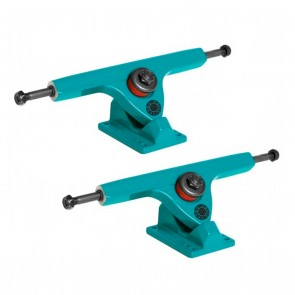 Caliber Longboard Trucks - 10in / 44 degree Midnight Green Main