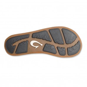 OluKai Nui Dark Java / Dark Java Mens Sandals