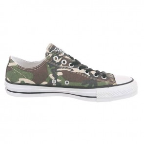 Converse Chuck Taylor All Star Ox Low - Camo Skate Shoes