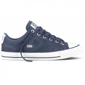Converse Star Player Pro Ox - Navy Skate Shoes