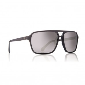 Dragon Passport Matte Black / Silver ION Sunglasses