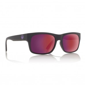 Dragon TAILBACK Sunglasses - Matte Black H2O / Plasma Ion Performance Polarized