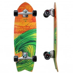 "Carver 29"" Swallow Skateboard Complete"
