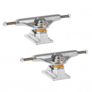 Independent Stage 10 139 Trucks - Silver / Silver