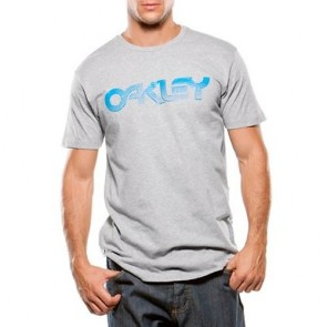 Oakley Current Edition T-Shirt - HTHR GRY