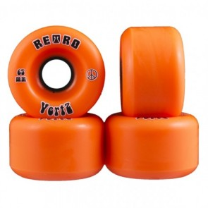 Retro Vertz 65mm Longboard Wheels - Durometer 96a
