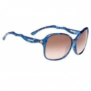 Spy FIONA Blue Tortoise / Happy Bronze Fade Sunglasses