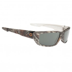 Spy DIRTY MO Sunglasses - True Timber with Happy Grey Green Polarized