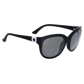 Spy OMG! Black Grey Polarized Sunglasses