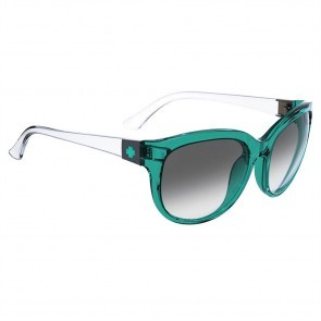 Spy OMG! Trans Teal Black Fade Sunglasses