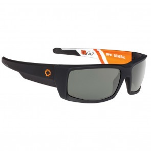 Spy GENERAL Sunglasses Jr Morortsports Livery with Happy Grey Green