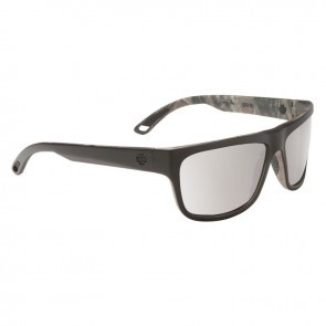 Spy ANGLER Decoy Happy Bronze Polarized with Black Mirror Sunglasses