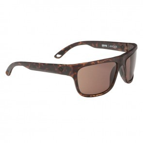 Spy ANGLER Matte Camo Tortoise Happy Bronze Sunglasses