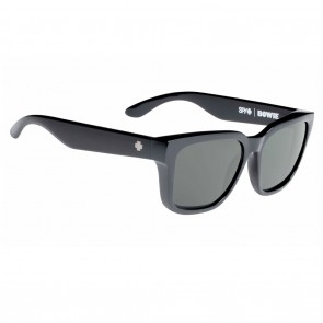 Spy BOWIE Black / Happy Grey Green Sunglasses