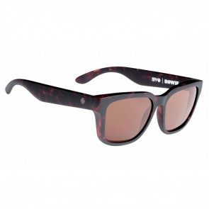 Spy BOWIE Matte Camo Tortoise Happy Bronze Sunglasses